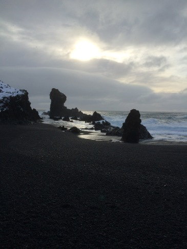 Western Iceland (Photo by M. Lanteigne)
