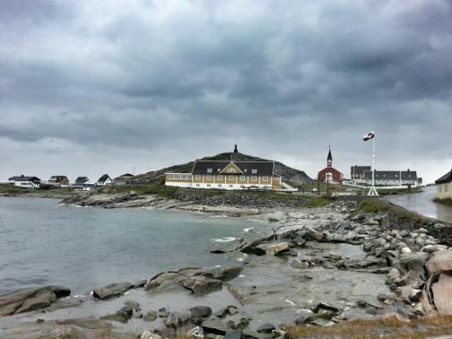 nuuk coast