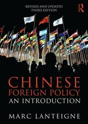 Chinese Foreign Policy: An Introduction (Third Edition) [Photo by Routledge]