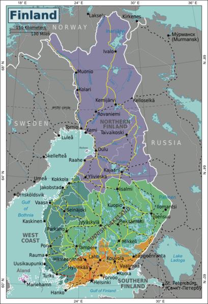 Finland_regions