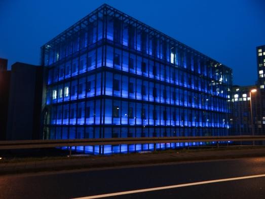 AWI-Hauptgebäude in Bremerhaven