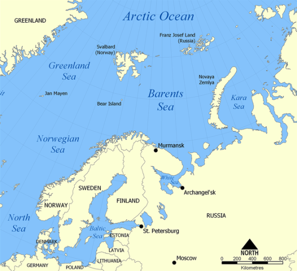 657px-Barents_Sea_map